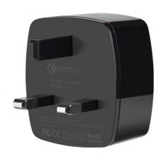 Сетевая зарядка Hoco C26 Quick Charge Qualcomm QC3.0 UK
