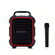 Портативная колонка REMAX RB-X3 с микрофоном