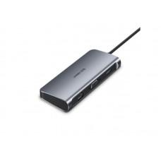 Универсальный адаптер UGreen Dock Adapter (CM256/60557)