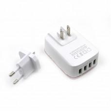 Зарядное устройство LDNIO 4-х портовый (4.4a)