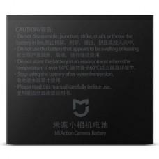 Батарея для Xiaomi Action Camera 4K