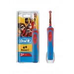 Детская электрическая зубная щётка (POC) ORAL-B