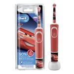 Детская электрическая зубная щётка Kids Тачки ORAL-B