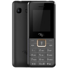 Кнопочный телефон itel-it5606 2500 mAh Black