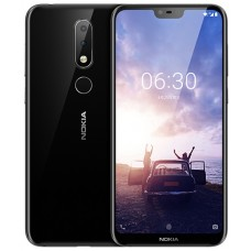 Nokia X6 | 4+64GB Black