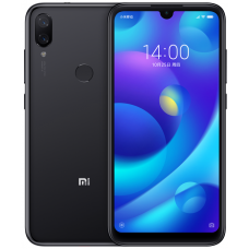 Xiaomi Mi Play 4+64GB EU Black