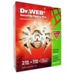 Антивирус Dr.Web Desktop Security Space Pro 2 ПК 2 года